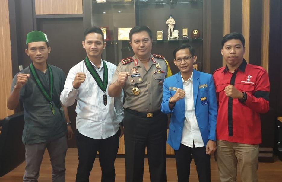 Kapolda Banten Ajak Mahasiswa Jaga Nilai Kebangsaan