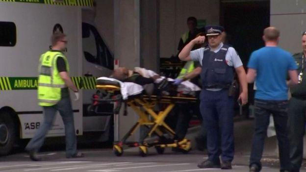 Pelaku Penembakan di Masjid Selandia Baru, Salah Satunya Seorang Teroris Sayap Kanan