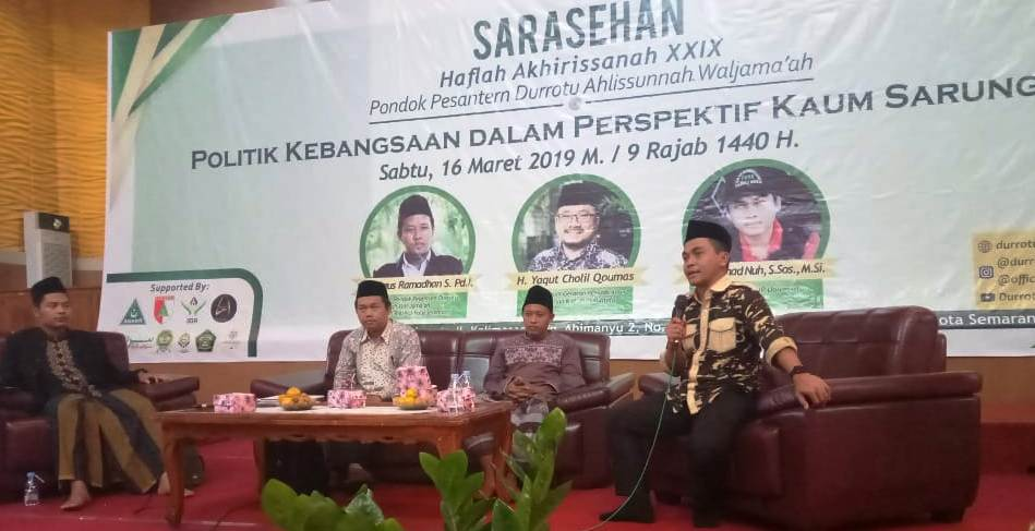 Indonesia Kuat karena Ada Nahdlatul Ulama