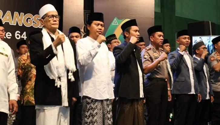 Gus Yusuf Ajak Pelajar NU Jihad Melawan 'Ahlul Fitnah wal Jama'ah'