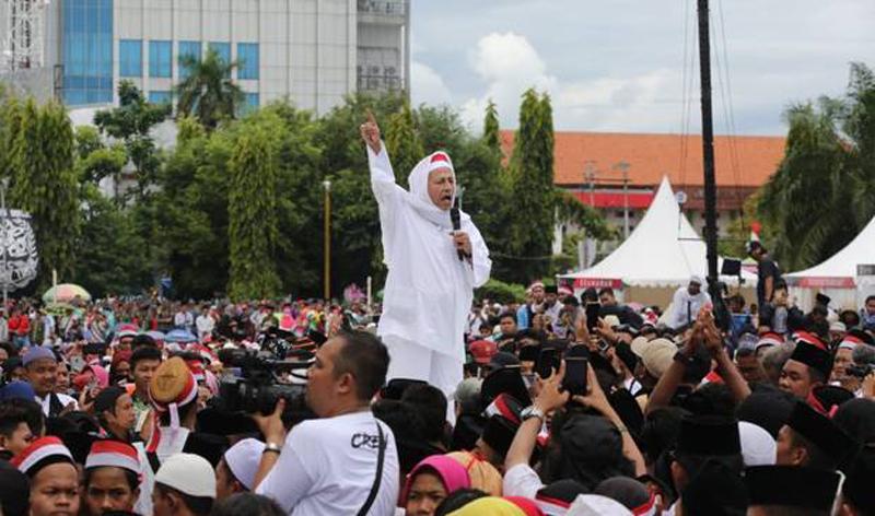 Habib Luthfi Ajak Bangsa Indonesia Jaga NKRI