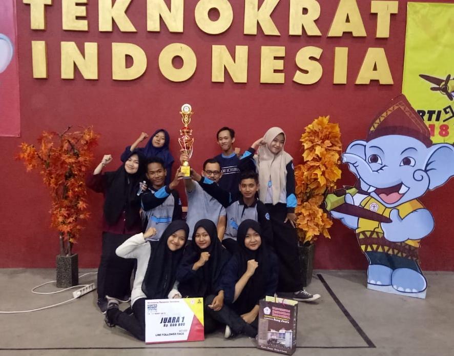 MAN 1 Pringsewu Raih Juara Pertama Kontes Robot Se-Lampung