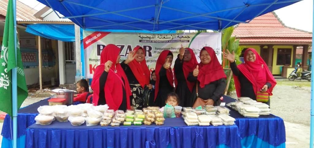 Bazar Kuliner Nusantara, Cikal Bakal Pusat Bisnis NU Mimika