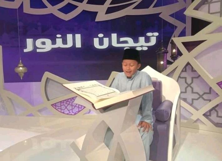 Putra Bogor Juara 1 Musabaqoh Internasional Tijan An Noor Doha Qatar