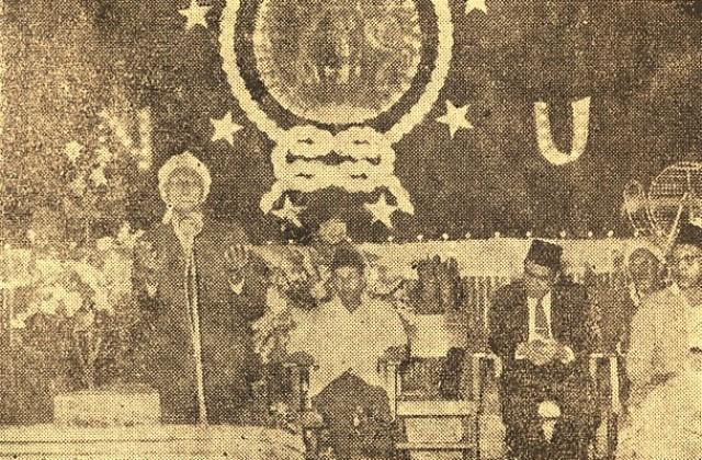 Apa Pertimbangan NU Menerima Nasakom Soekarno?