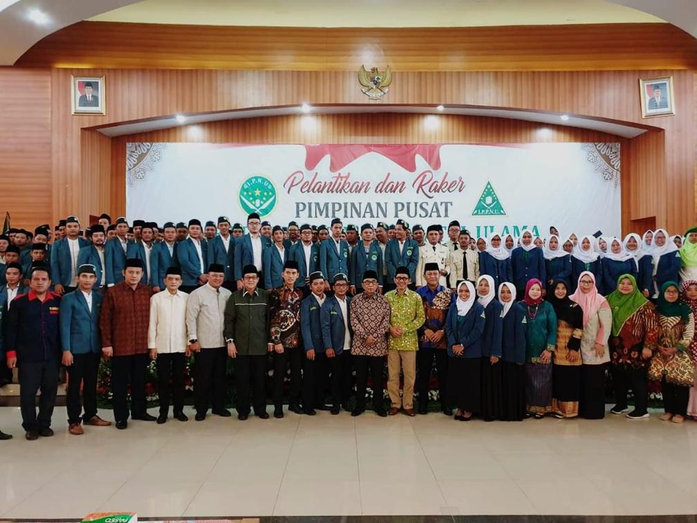 Pimpinan Pusat IPNU-IPPNU 2019-2022 Resmi Dilantik