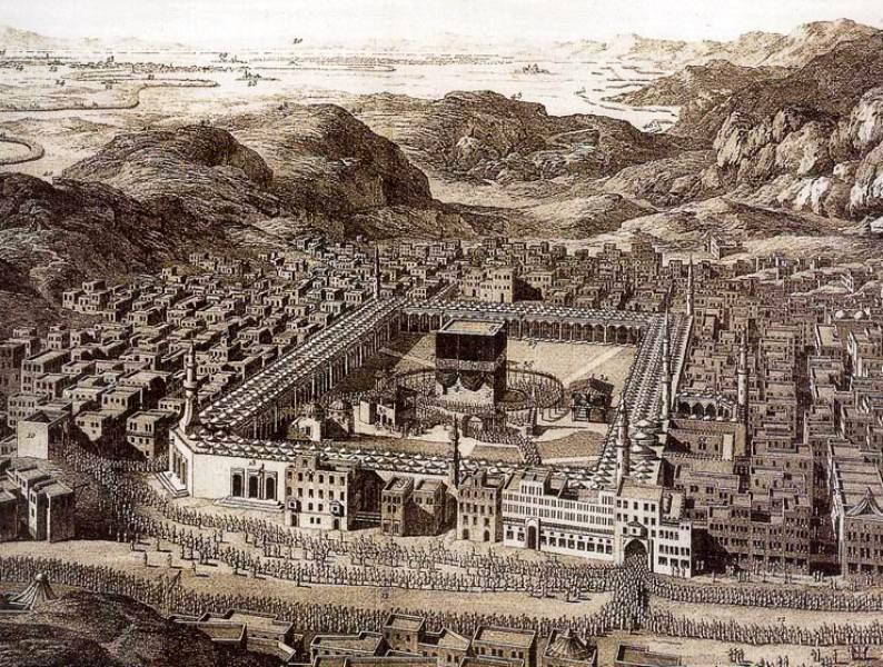 Asal Mula Berhala Masuk ke Makkah
