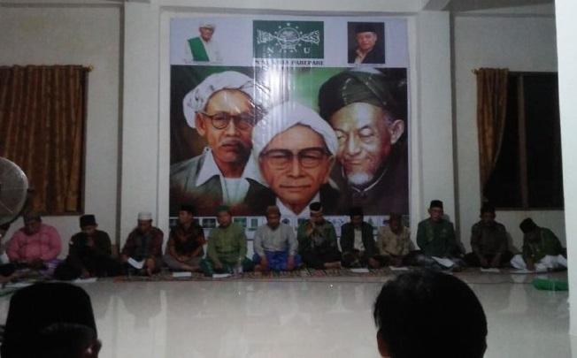 Nahdliyin Parepare Doakan Kedamaian Indonesia dan Dunia