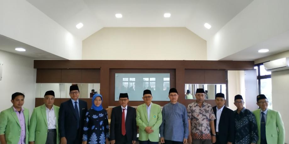 Rektor Unusia Lantik Pejabat Fakultas Islam Nusantara
