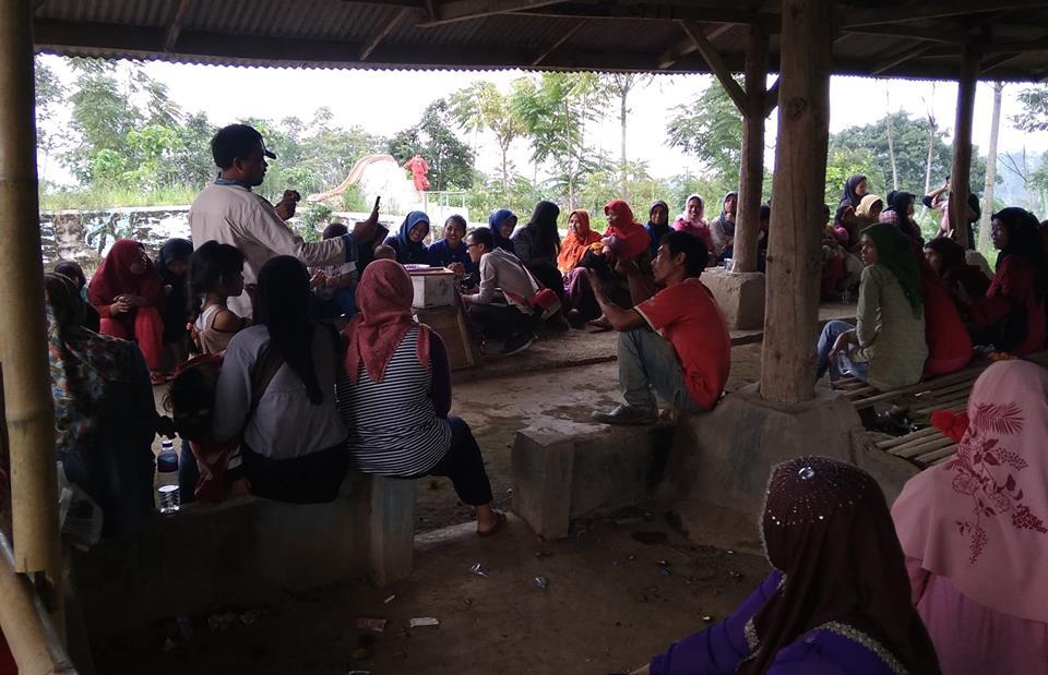 Pergunu Bandung Latih Warga Beternak Lebah