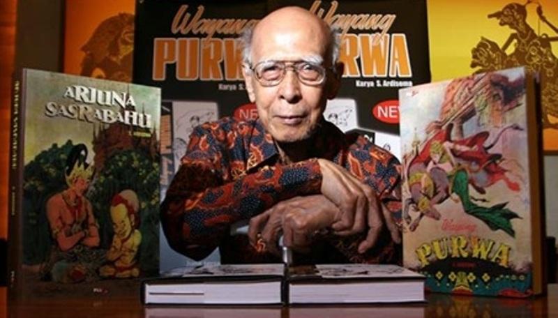 Merayakan Komik Indonesia, Perdebatan untuk RA Kosasih
