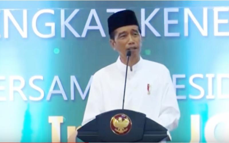 Presiden Jokowi: Urusan Politik Jangan Sampai Putuskan Persaudaraan