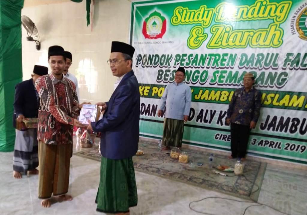 Pengasuh Pesantren Besongo Semarang: Keadilan Gender Merupakan Visi Islam