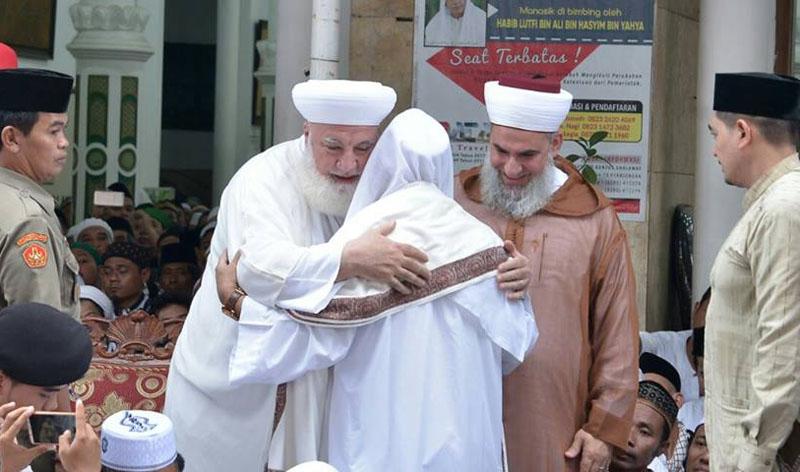 Habib Luthfi: Hadirnya Ulama Sufi Bisa Jadi Penyejuk Pilpres