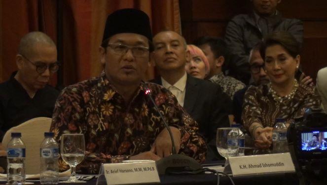 Kiai Ishom: Orang Beriman Wajib Jaga Keamanan Indonesia