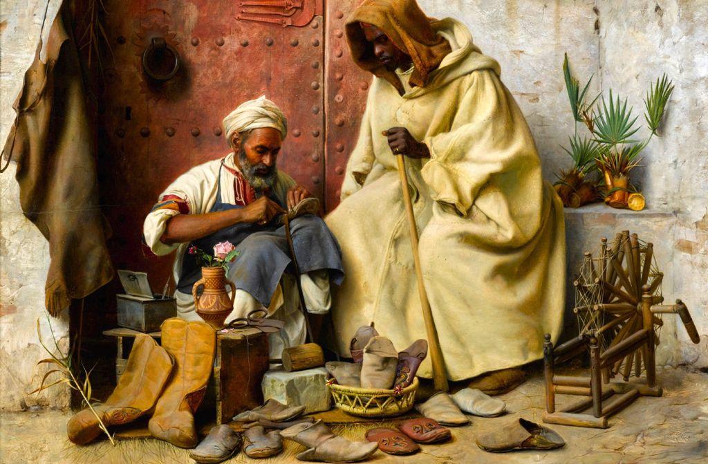 Kisah Imam Abu Thayyib dan Tukang Sepatu