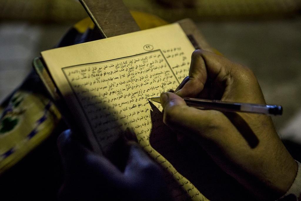 KH Ali Alhamidi Matraman, Penulis Produktif dari Betawi