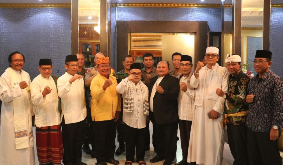 NU Lampung Ajak Masyarakat Jaga Kondusivitas dan Sabar Terima Hasil Pemilu