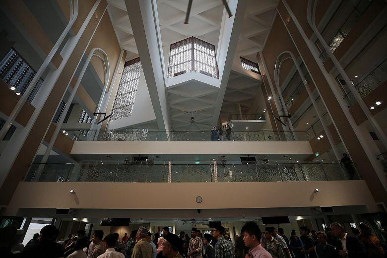Darul Ghufran, Masjid Terbesar di Singapura dengan Fasilitas Pusat Dakwah