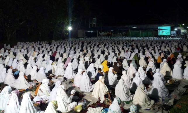 Di Sampang, Mursyid Naqsabandiyah Minta Warga Jaga Persatuan