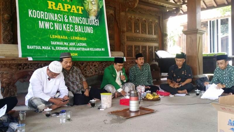 Mantapkan Aswaja, MWCNU Balung Gelar Safari Ramadhan