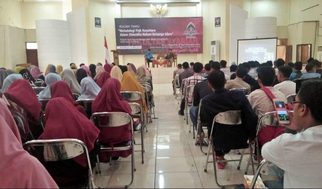 Ngaji Metodologi Fiqih Nusantara, IAIN Madura Gelar Kuliah Tamu
