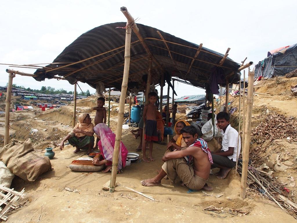 Kamp Pengungsi Rohingya di Bangladesh Dikuasai Kelompok Kriminal