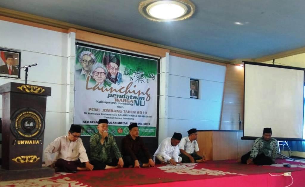 PCNU Jombang Luncurkan Program Pendataan Warganya