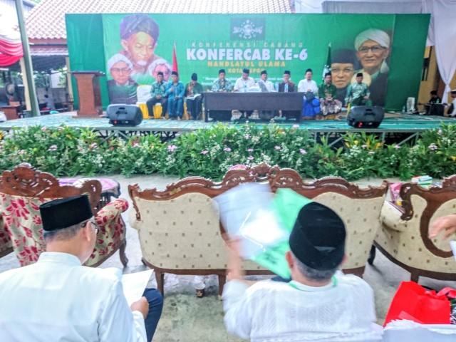 Duet KH Syihabudin Ahmad-Achmad Solechan Pimpin PCNU Depok 2019-2024