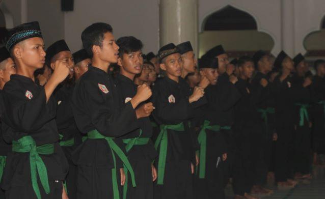 Pagar Nusa Klaten Diharap jadi Pesilat Tegas dan Berintegritas