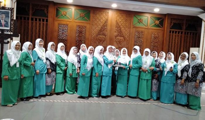 Ketua Fatayat NU Pati Terpilih Diminta Segera Lengkapi Pengurus