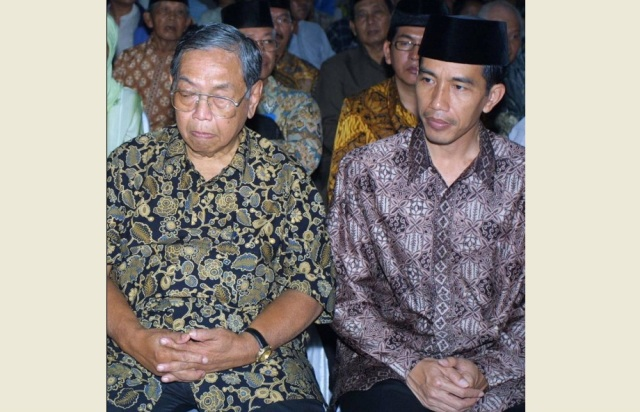 Cerita di Balik Pertemuan Jokowi dan Gus Dur 2006 Silam