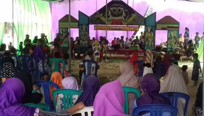 Pesantren Darussalam Syafa'at Tulang Bawang Rangkul Umat dengan Budaya