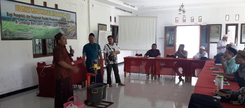 Pemprov Gorontalo Gelar Pelatihan Cepat Membaca Kitab Kuning