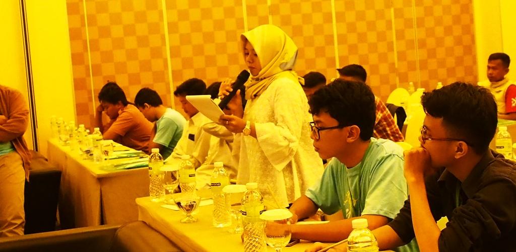 IPNU-IPPNU dan Yayasan Mata Air Foundation Gelar Pelatihan Jurnalistik