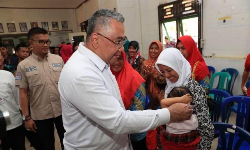 Mendes Sebut Dana Desa Bisa Menekan Angka Stunting