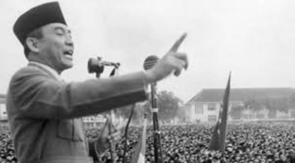 Menengok Kembali Soekarno Soal Buruh di Indonesia