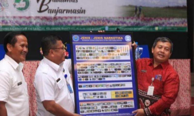 Sebanyak 15.986 Orang Akan Mendapat Pelatihan Pencegangan Narkoba dari Balai Kemendes-BNN