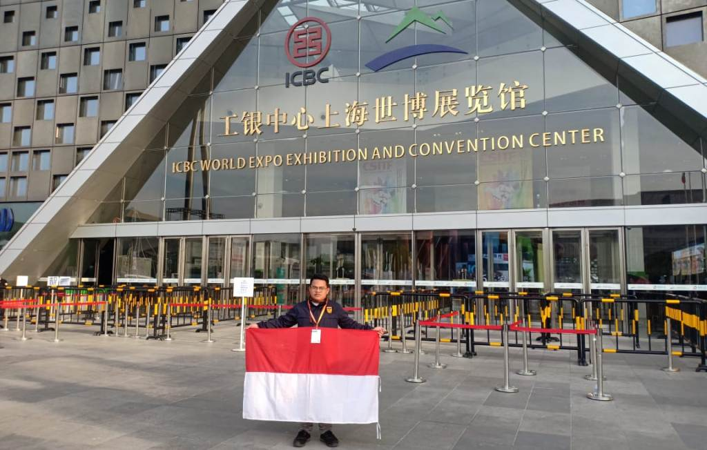 NU student wins gold medal at int'l competition