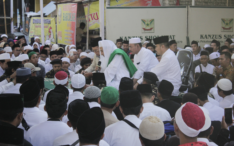 NU prominent cleric prays for national unity