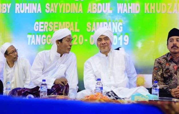 Mursyid Naqsyabandiyah Ahmadiyah Mudzhariyah: Awal Ramadhan Ikut Pemerintah