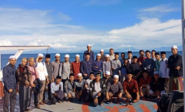 Safari Ramadhan Komunitas Santri Aceh Besar