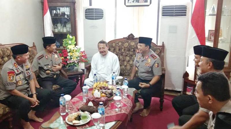 Ramadhan Bagi Habib Luthfi Bulan untuk Bersama Keluarga