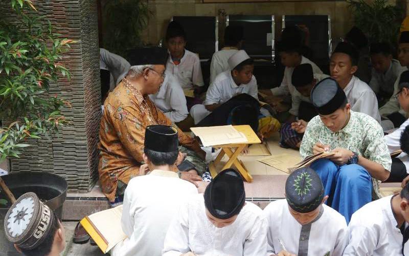 Ngaji Pasanan, Semua Benda Jadi Saksi Amal Umat Nabi Muhammad di Bulan Ramadhan