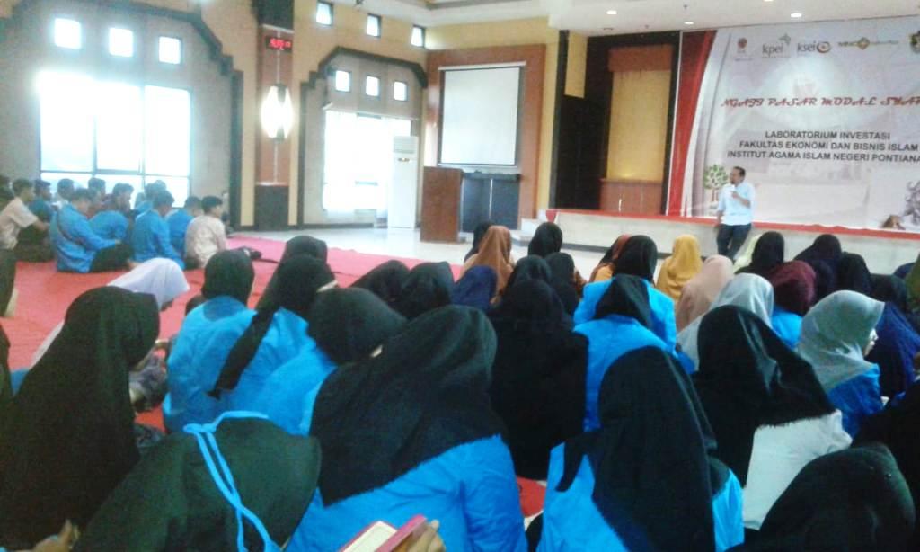 Riba Jadi Perbincangan Pesantren Ramadhan IAIN Pontianak