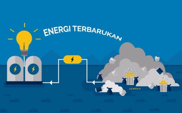Energi Terbarukan di Indonesia: Tantangan dan Asa Energi Surya