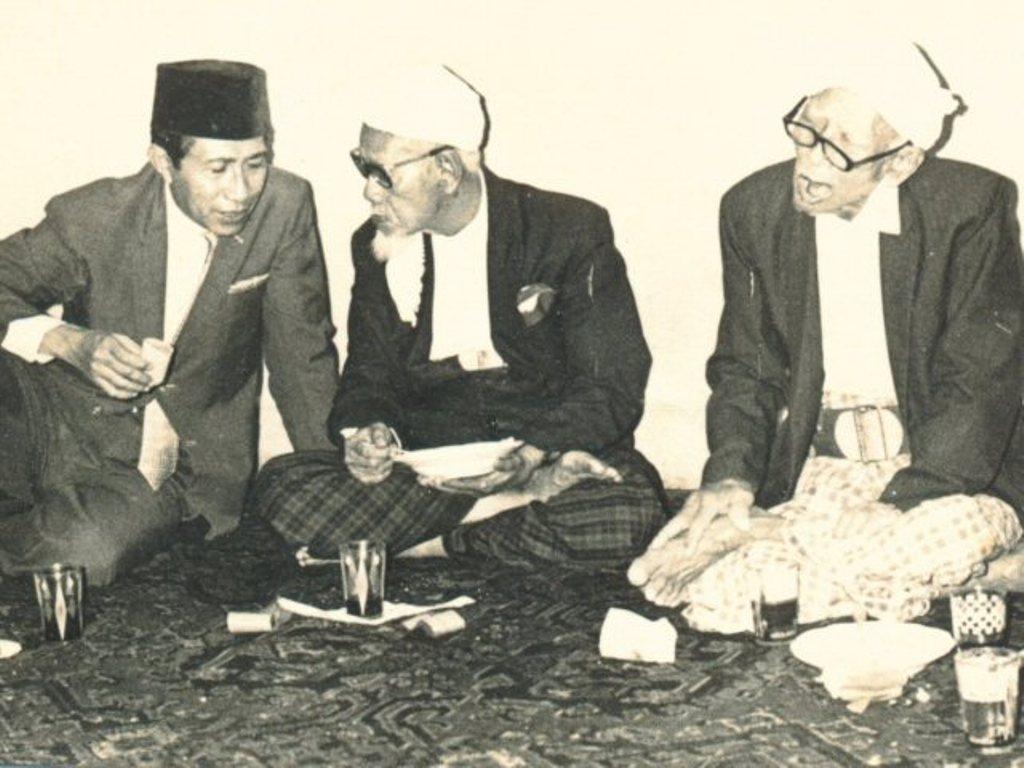 Sejarah Lembaga Dakwah Nahdlatul Ulama