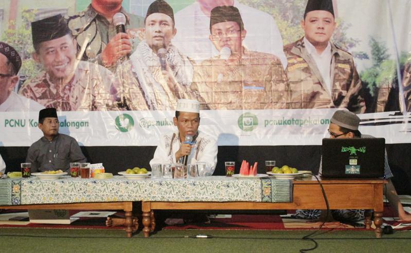 Rais NU Pekalongan: Pesantren Ramadhan untuk Kenalkan Aswaja kepada Generasi Muda