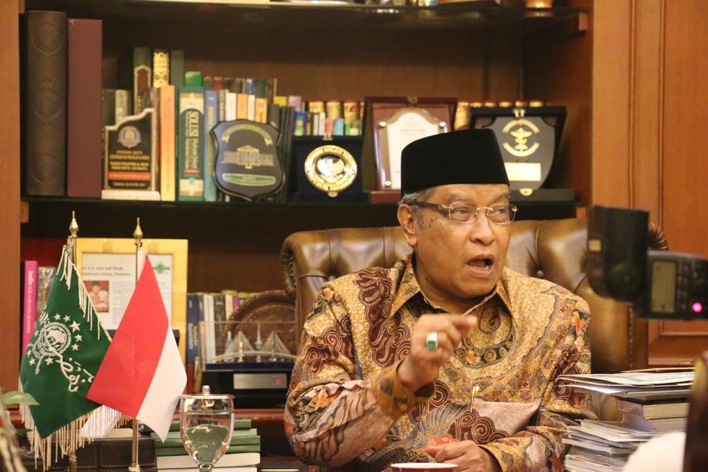 PBNU Ajak Saat Ramadhan Tunjukkan Indonesia sebagai Bangsa Bermartabat