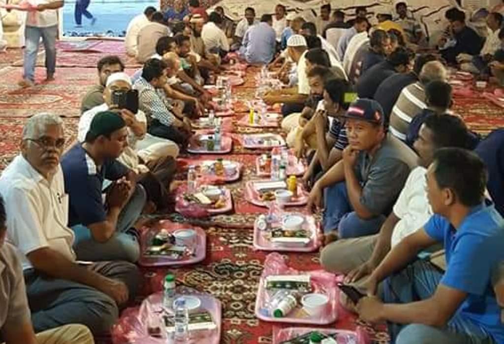 Antrean Ramadhan di Arab Saudi